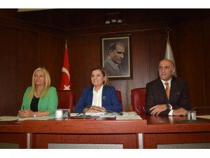 İzmit Belediyesi Haziran meclisi toplandı