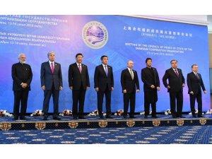 Şangay İşbirliği Örgütü (SCO) Liderler Zirvesi başladı