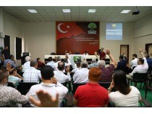 Şehitkamil Belediyespor'da Hasan Oğuz dönemi başladı