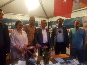 Başkan Beyoğlu, İstanbul seçimi için destek turunda