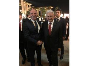 "Abbas Gündüz: ""İstanbul'un tercihi Cumhur İttifakı adayı Binali Yıldırım"""