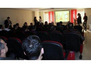 Diyarbakır ve Urfa'da 'periferik arter hastalıklarında güncel yaklaşımlar' semineri