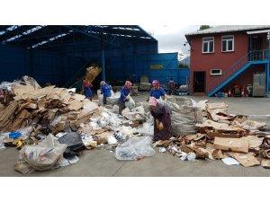 Bu şehirde yaşayan herkes 1 kilo çöp üretiyor
