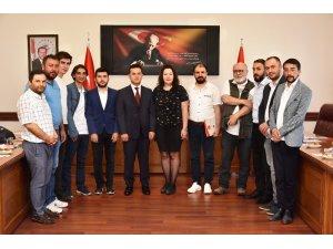 Kastamonu Üniversitesi Rektörü Prof. Dr. Ahmet Hamdi Topal: