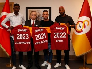 Mustafa Cengiz: Üçü de çok değerli futbolcular
