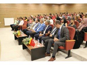 Girişimcilik eğitimine katılanlara sertifikaları verildi