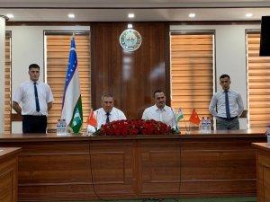 Beyoğlu ile G'ijduvon arasında kardeş şehir anlaşması imzalandı