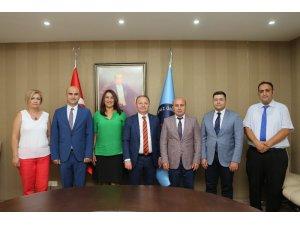 AÜ ile İl Ticaret Müdürlüğü arasında iş birliği