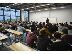 90 yıllık tarihiyle BEÜ Mühendislik Fakültesi yeni öğrencilerini bekliyor