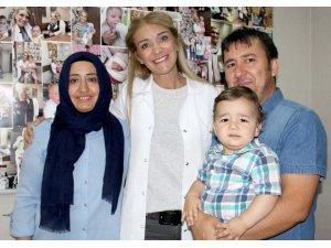 Hollanda'da yaşayan çift, hayallerine Memorial Tüp Bebek Merkezi'nde ulaştılar