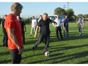 Yunusemre Belediyespor yeni sezon hazırlıklarına başladı