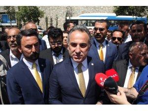 """Ankaragücü Başkan Adayı Murat Ağcabağ: """"Ankaragücü'ne hizmet etmemiz ayak oyunları ile engellenmiştir"""""""
