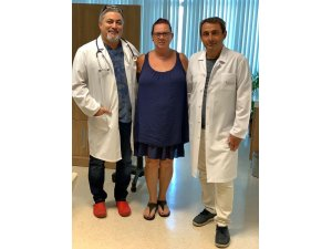 İngiliz hasta obezite cerrahisi için KKTC'yi tercih etti