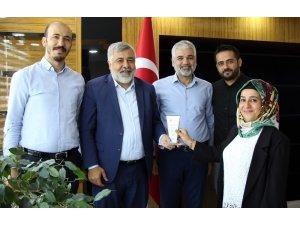 Dicle Elektrik başarılı personelini ödüllendirmeye devam ediyor