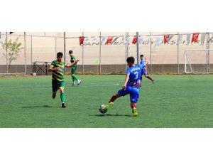 Şanlıurfa'da futbol turnuvası düzenleniyor