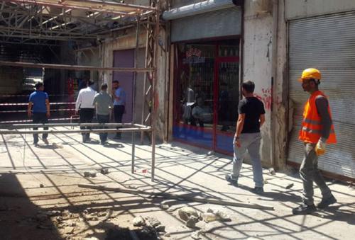 Tarihi çarşılarda ikinci etap restorasyon çalışmaları başladı