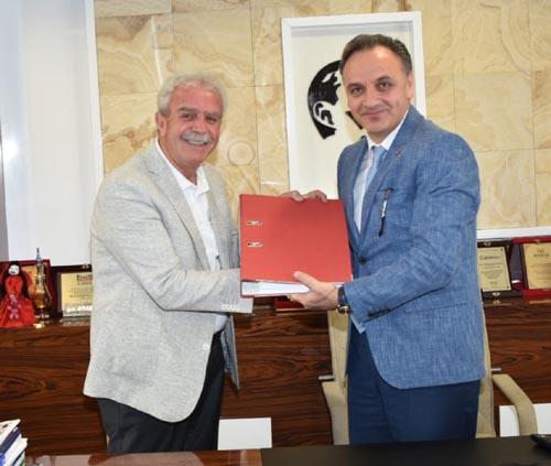 Artuklu Belediyesi'nden Mardin Tasarım ve İnovasyon Merkezi Projesi