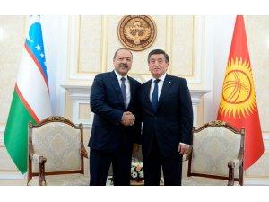 Özbekistan ve Kırgızistan'ın ikili ticaret hedefi 1 milyar dolar