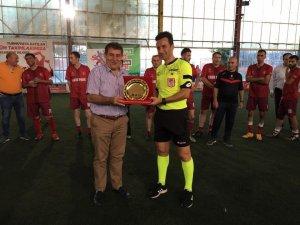 Sandıklı'da 15 Temmuz Demokrasi Şehitlerini Anma Futbol Turnuvası sona erdi