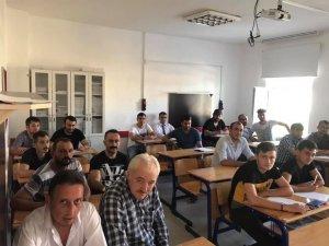 Emet'te Usta Öğreticilik İş Pedagojisi kursu sona erdi