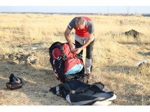 Paraşüt tutkunları Diyarbakır'da pist alanı istiyor