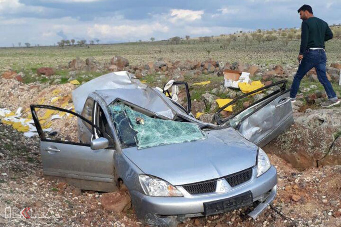 Bayram tatilinde trafik kazaları: 52 ölü 427 yaralı.
