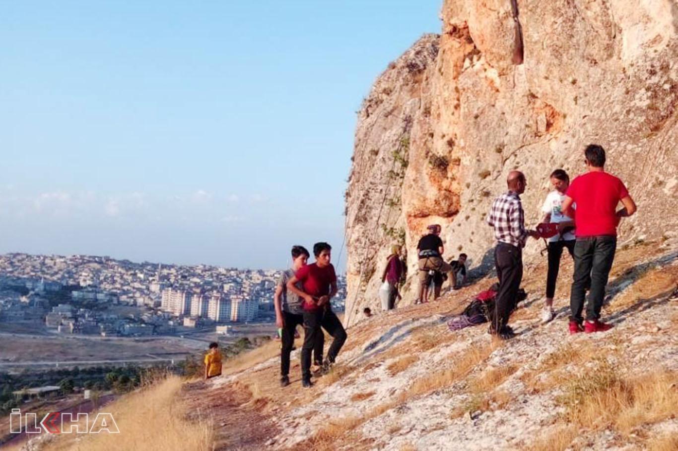 Gaziantepte doğa yürüyüşü etkinliği düzenlendi.