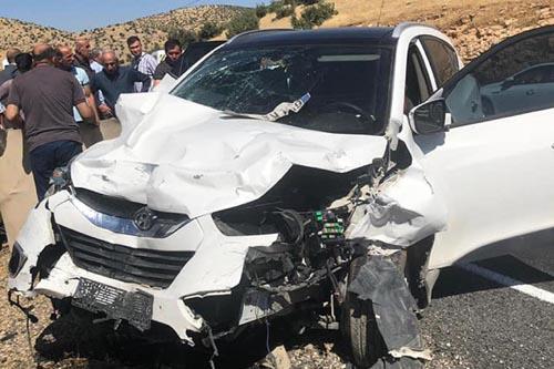 Trafik kazası: Bir ölü, 3 yaralı