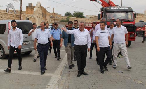 Başkan Şahinden Midyat Festivali'ne davet