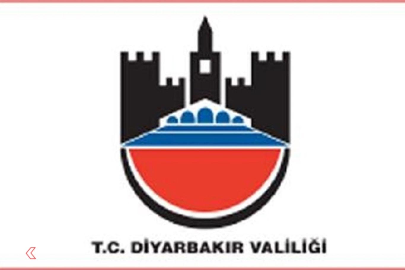 Pazartesi günü Diyarbakırda bazı yollar trafiğe kapanacak.