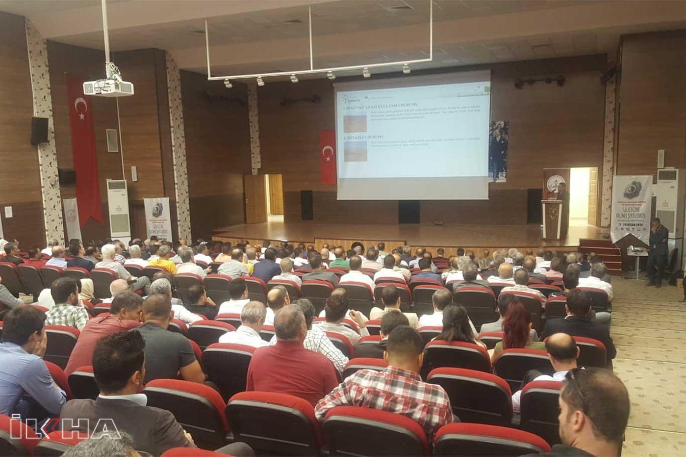 STK Temsilcilerine Ağaçlandırma Kampanyası anlatıldı.