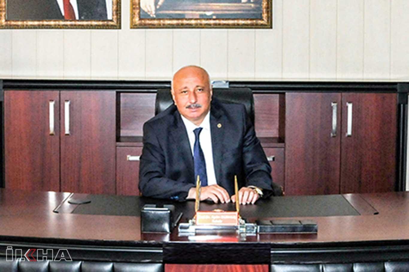 Rektör Durmuştan dünya üniversitelerine 'Barış Pınarı' mesajı.