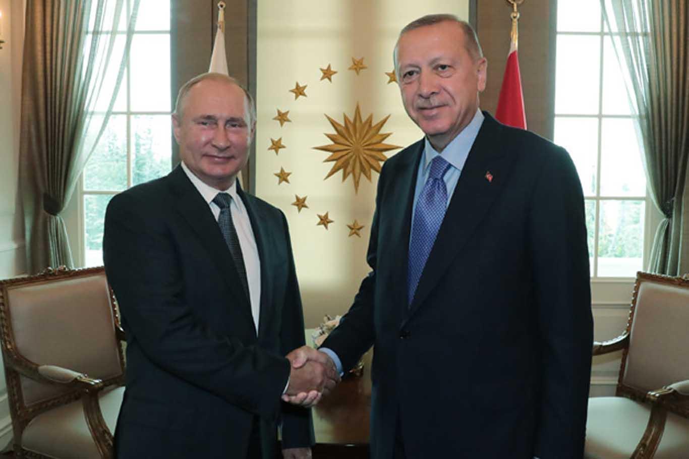 Cumhurbaşkanı Erdoğan Soçiye gidecek.