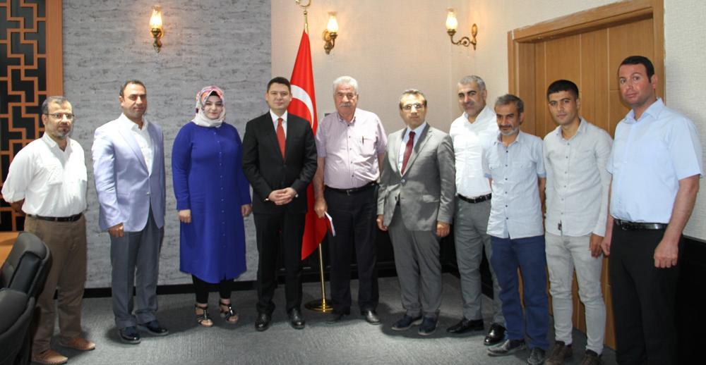 Günbegi BİK, Mardinde  önemli projlere imza attı.