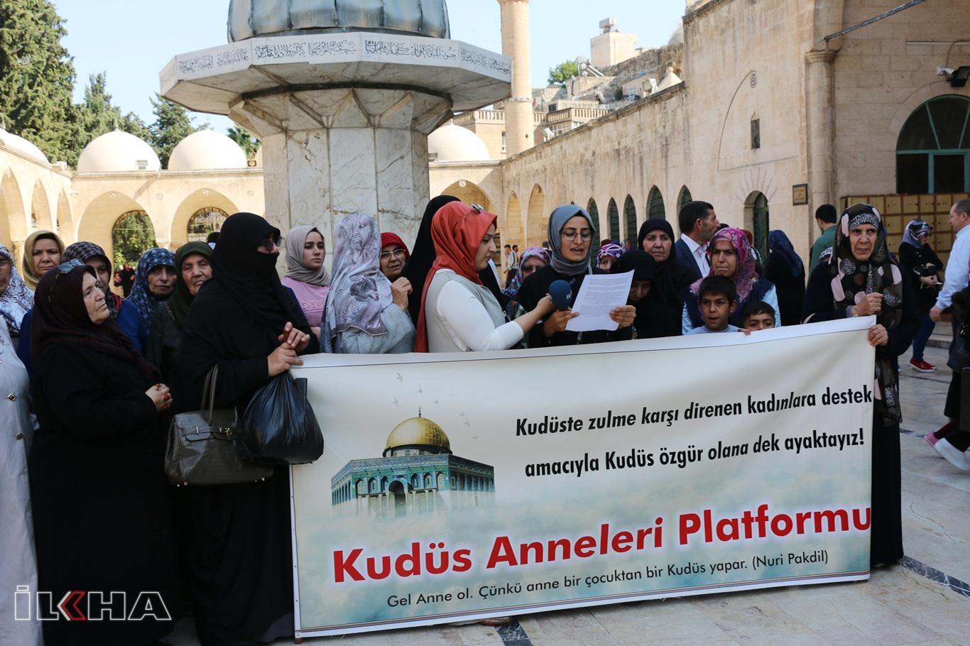 Müslümanlar Kudüs'ü kurtarmak için harekete geçmelidir