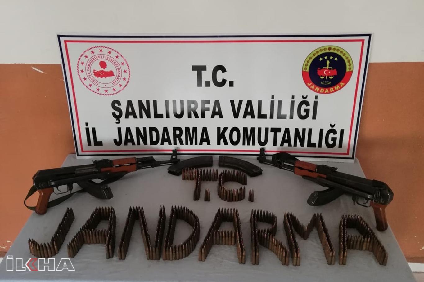 Silah kaçakçılığı operasyonu: 2 kişi tutuklandı.