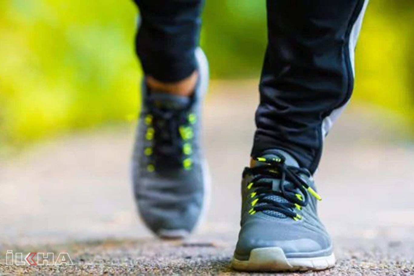 Gençlerin yüzde 80'inden fazlası yeterince hareket etmiyor.