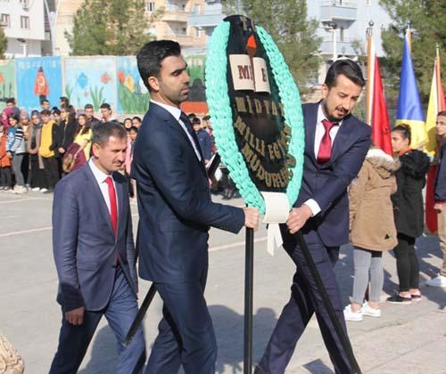 24 Kasım Öğretmenler günü çeşitli etkinliklerle kutlandı