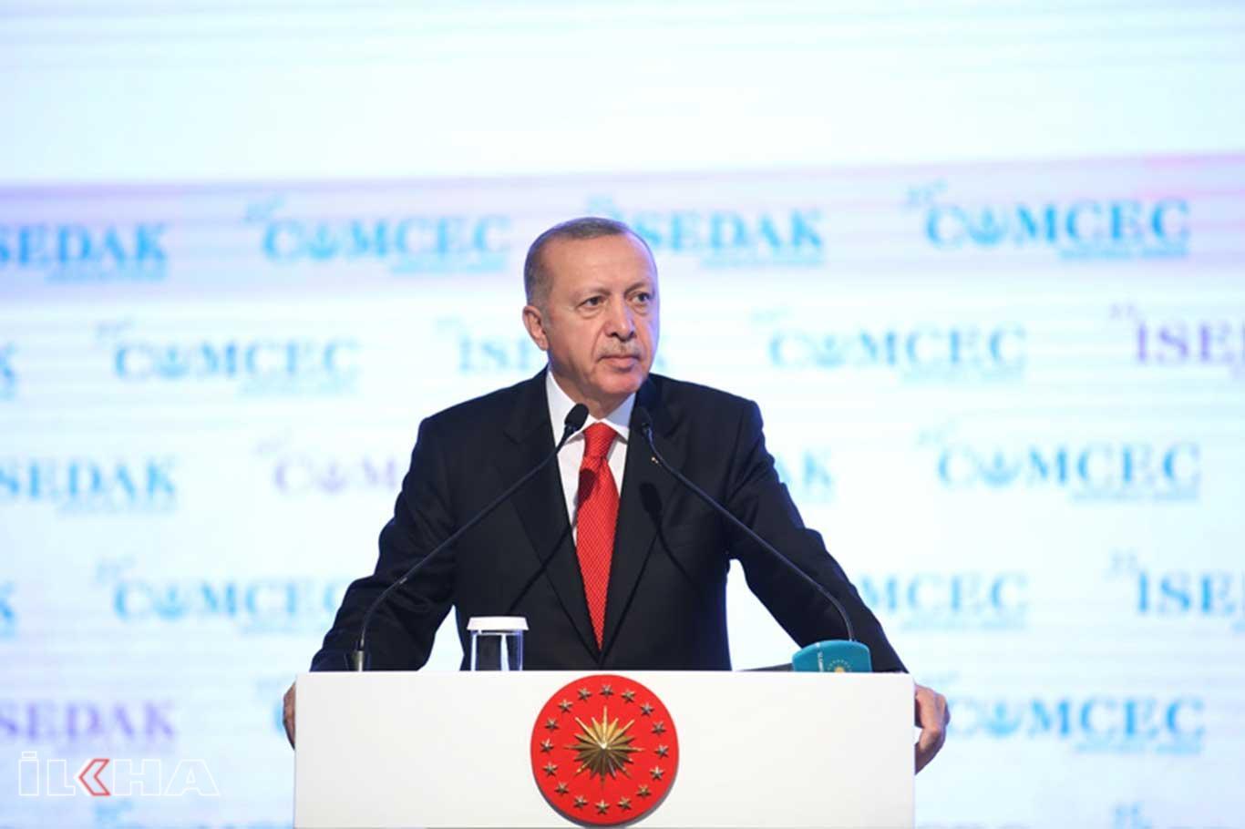 Cumhurbaşkanı Erdoğan: israil bölgeyle beraber tüm dünyanın geleceğini tehlikeye atıyor