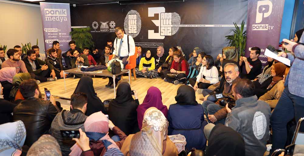 3. Aralıksız Kültür, Sanat ve Edebiyat Günleri başladı