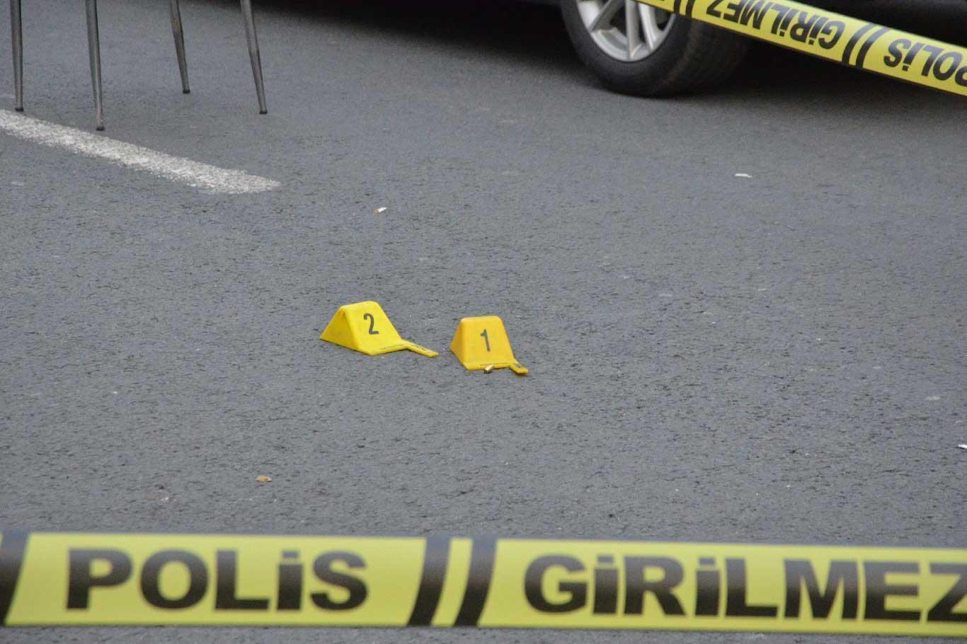 Taksiciyi vuran şahıs yakalandı.