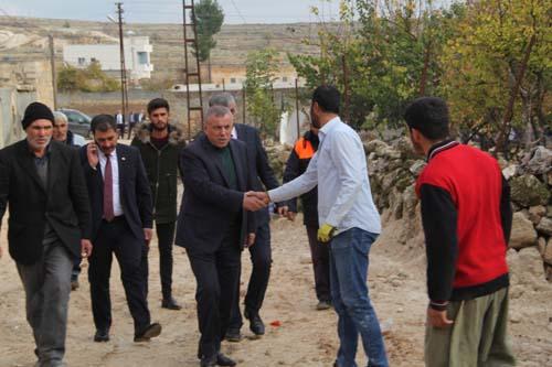 Midyat'ta Çalışmalar Hız Kesmiyor