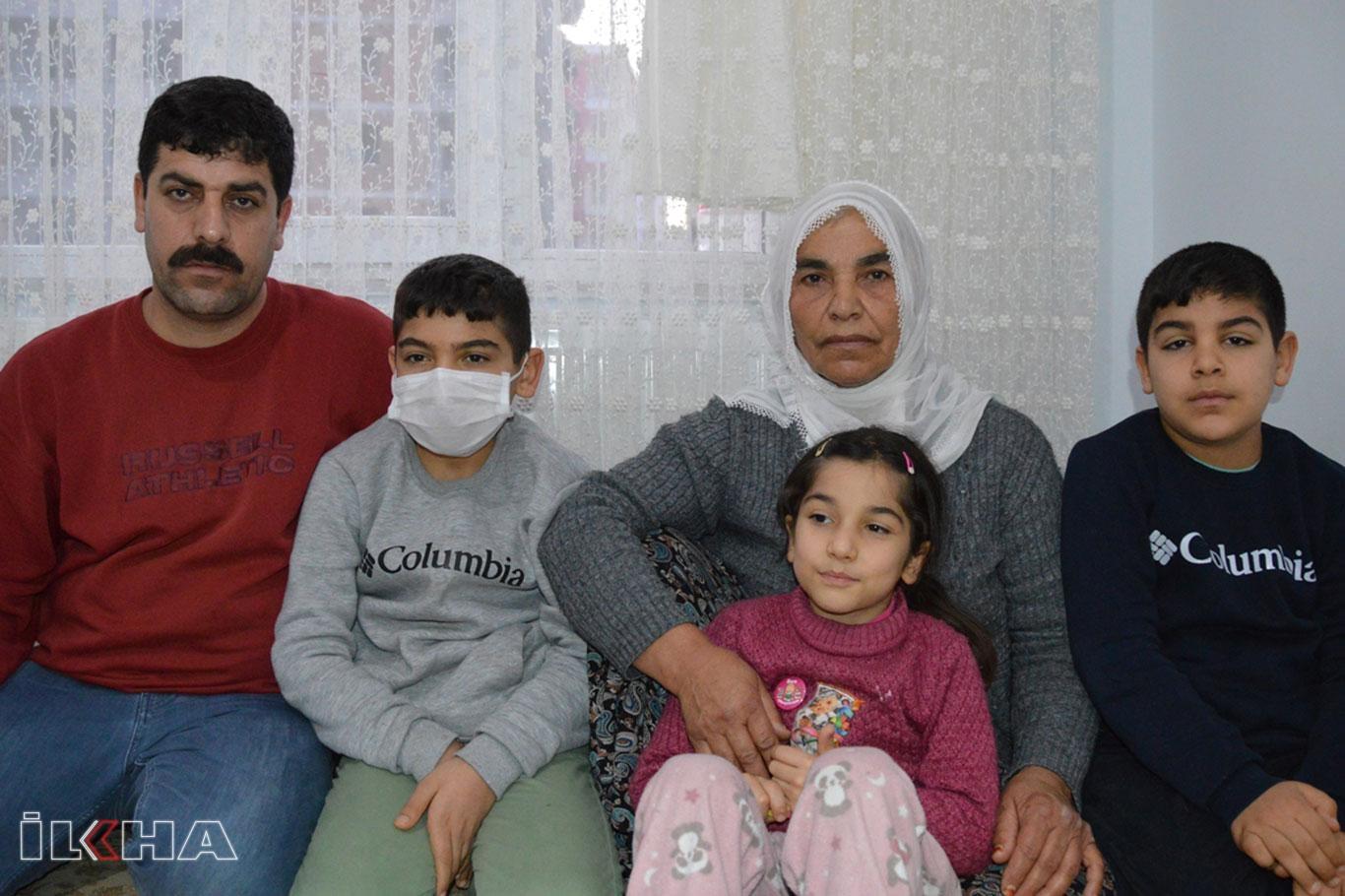 İki çocuğu kanser olan babanın çaresizliği