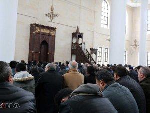 Bu haftaki Cuma Hutbesinde Kudüs İslamın Yurdudur konusu işlendi