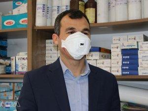 Güneydoğu Medikalciler Derneği Başkanı Bulut: Maskeyle ilgili manipülasyon yapıldı