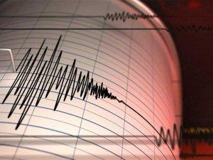 Elazığda 4.2 büyüklüğünde deprem