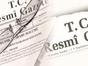 Bazı bakanlıklara ilişkin atama kararları Resmî Gazetede yayımlandı