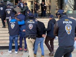 Malatyada uyuşturucu operasyonunda 10 kişi tutuklandı