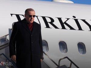 Cumhurbaşkanı Erdoğan, Azerbaycan'a ziyaret gerçekleştirecek
