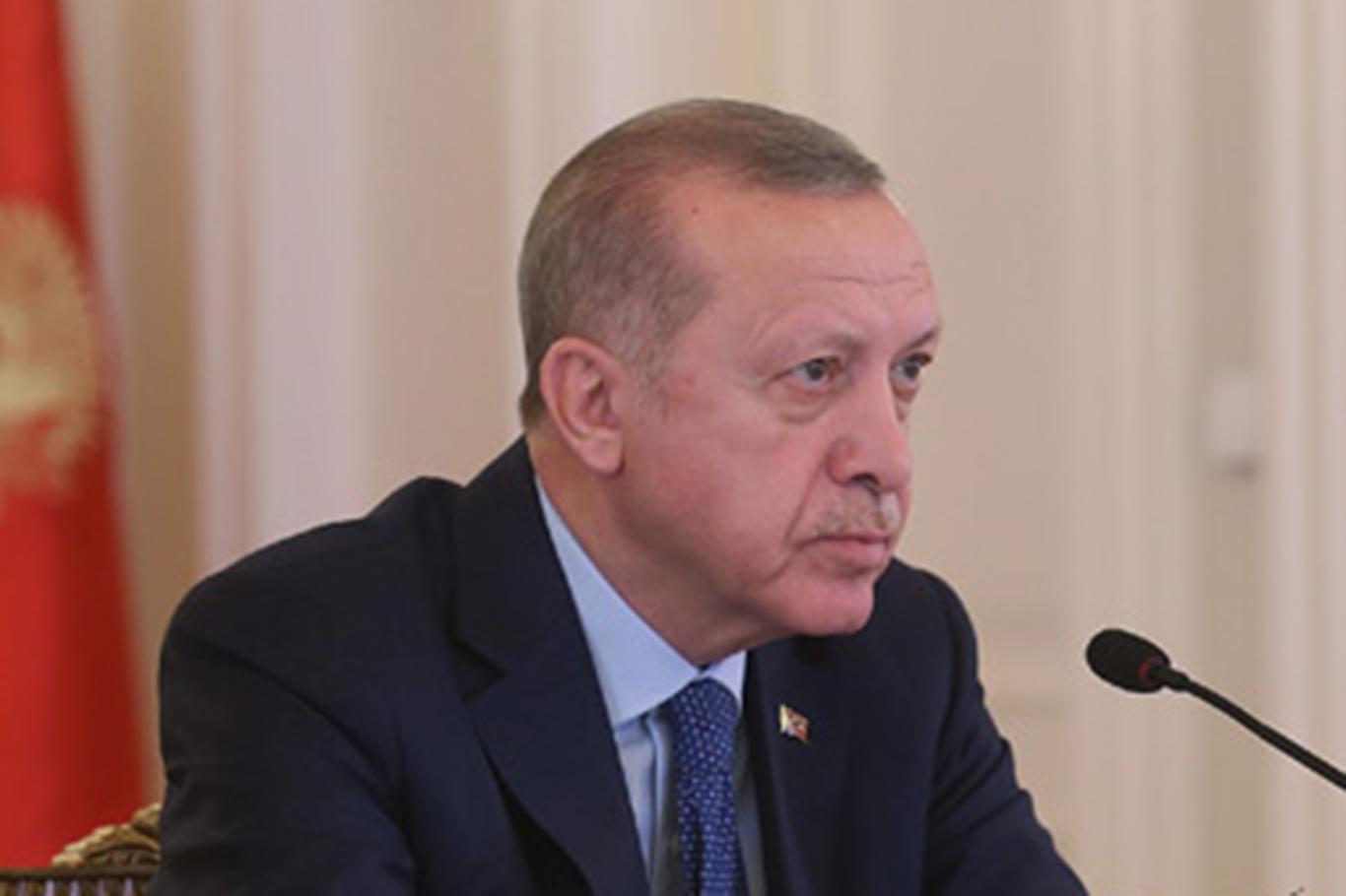 Cumhurbaşkanı Erdoğan Corona virüse karşı ekonomide alınan kararları açıkladı